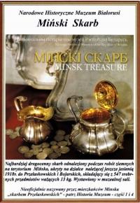 Narodowe Muzeum Historyczne w Mińsku na Białorusi